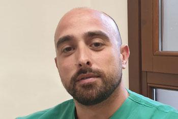 Marco Iorio - Ortopedico e Traumatologo, chirurgia del ginocchio