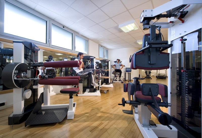 Palestra - Sala di recupero funzionale attivo - Centro Medico Magenta