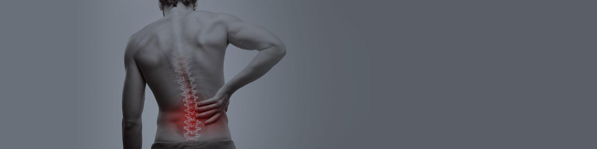 Il mal di schiena: <br/>quasi più comune dell'influenza